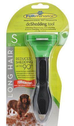 FURminator (Фурминатор) - Для собак мелких длинношерстных пород 4 см