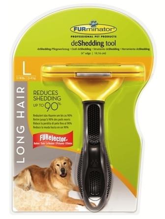 FURminator (Фурминатор) - Для собак крупных длинношерстных пород 10 см