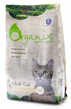 Organix (Органикс) - Натуральный корм для кошек с курочкой 7,5 кг