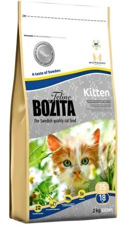 Bozita Super Premium (Бозита Супер Премиум) - Сухой корм для котят и беременных кошек 0,4 кг