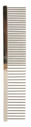 TRIXIE (Трикси) - Расческа для собак металлическая (без ручки, 16 см)