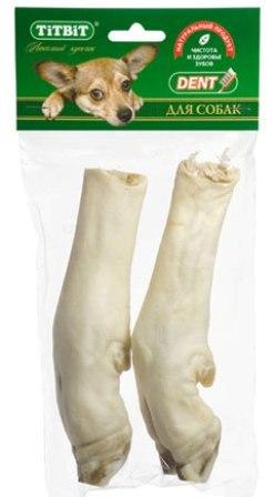 TITBIT (Титбит) - Ноги бараньи для собак 2 шт. (мягкая упаковка)