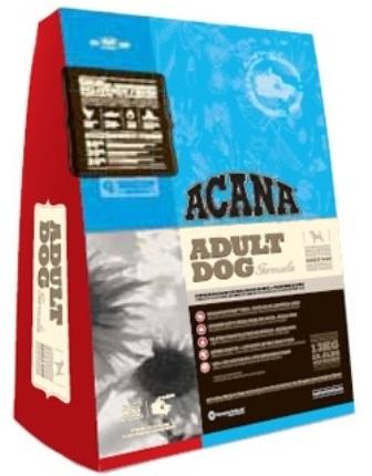 Acana Adult Dog (Акана Эдалт Дог) - Корм для взрослых собак всех пород 18 кг
