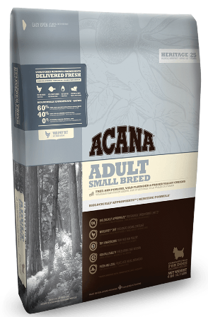 Acana Adult Small Breed (Акана Эдалт Смол Брид) - Корм для взрослых собак мелких пород 0,34 кг
