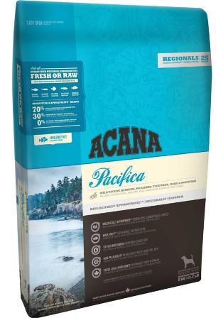 Acana Pacifica Dog (Акана Пасифика Дог) - Корм для собак всех пород и возрастов с рыбой (БЕЗЗЕРНОВОЙ) 0,34 кг