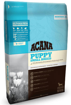 Acana Puppy Small Breed (Акана Паппи Смол Брид) - Корм для щенков мелких пород 6 кг