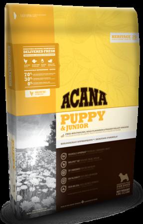 Acana Puppy&Junior (Акана Паппи энд Джуниор) - Корм для щенков всех пород 17 кг