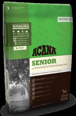 Acana Senior Dog (Акана Сеньор Дог) - Корм для пожилых собак всех пород 11,4 кг