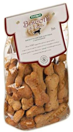 TITBIT (Титбит) - Печенье Бискотти с бараниной 350 гр