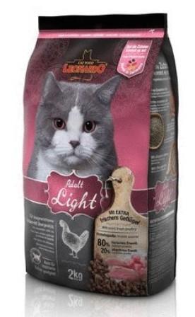Leonardo (Леонардо) - Сухой корм для кастрированных, склонных к полноте и пожилых кошек 2 кг