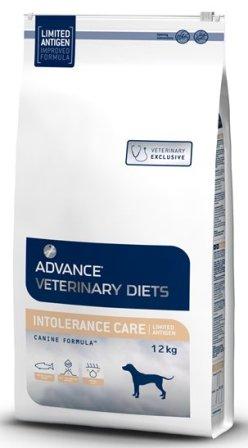 Advance - Для собак с пищевой непереносимостью (ограниченное содержание антигенов) 12 кг ( Limited Antigen) (вет. корма)