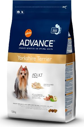 Advance - Для йоркширских терьеров 1,5 кг (Yorkshire Terrier)