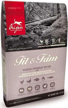 Orijen Fit&Trim (Ориджен Фит энд Трим) - Корм для собак с лишним весом 6 кг