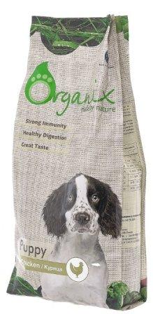 Organix (Органикс) - Корм для щенков 12 кг