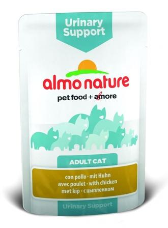 Almo Nature Functional Urinary- Паучи для профилактики МКБ с цыпленком 70 гр