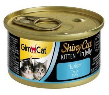 Gimpet (Джимпет) - Консервы для котят тунец в желе 70 гр