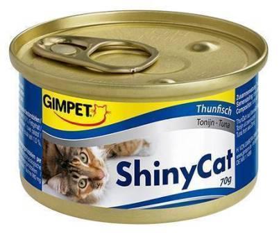 Gimpet (Джимпет) - Консервы для кошек тунец в желе 70 гр