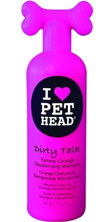 Pet Head - Шампунь цитрусовый Грязный разговор (без слез, без сульфатов и парабенов) 0,476 гр