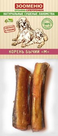 Зооменю-органик - Лакомство корень бычий M