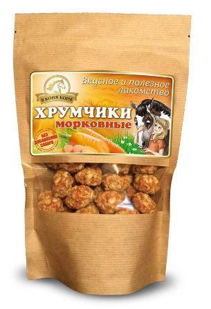 Печенье Хрумчики морковные 300 гр