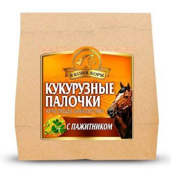 Палочки кукурузные (с пажитником) 450 гр