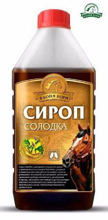 Сироп Солодка 1 л