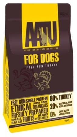 AATU 80/20 TURKEY - Корм для собак Индейка 80/20 1,5 кг