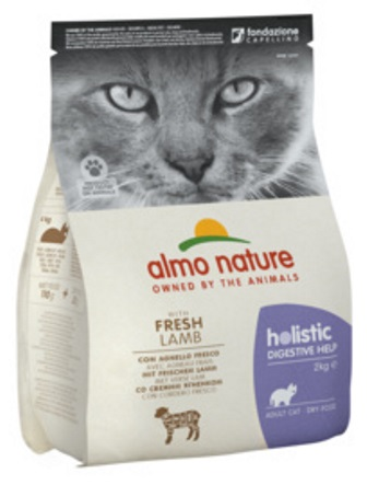Almo Nature Functional (Алмо Натюр Функшенал) - Для кошек профилактика заболеваний ЖКТ, ягненок 2 кг