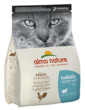 Almo Nature Functional (Алмо Натюр Функшенал) - Для кошек профилактика мочекаменной болезни, курица 2 кг
