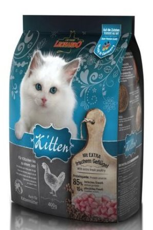 Leonardo (Леонардо) - Сухой корм для котят 0,4 кг