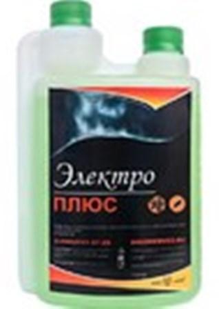 Дикий медведь - Электро Плюс 1 л (с мятой)