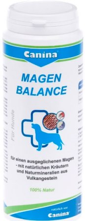 Canina Magen Balance (Канина Маген Баланс) - Кормовая добавка при болезни желудка 250 гр