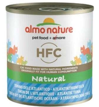 Almo Nature Adult Cat Atlantic Tuna (Алмо Натюр Эдалт Кэт Атлантик Туна) - Консервы для взрослых кошек с атлантическим тунцом 280 гр