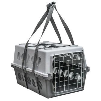 Переноска для животных пластиковая ПЕГАС №4 66*46*41 до 20 кг