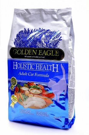 Golden Eagle Holistic For Cat (Голден Игл Холистик Фор Кэт) - Корм для взрослых кошек 2 кг