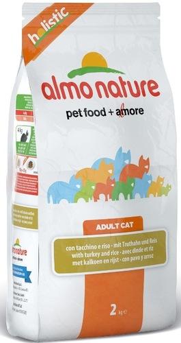 Almo Nature Adult Cat Turkey (Алмо Натюр Эдалт Токи) - Cухой корм для взрослых кошек всех пород (индейка) 12 кг