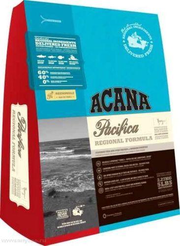 Acana Pacifica Cat (Акана Пасифика Кэт) - Корм для кошек всех пород и возрастов с рыбой (БЕЗЗЕРНОВОЙ) 5,4 кг