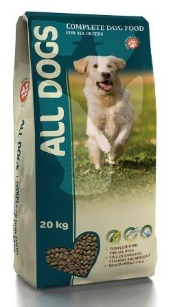 All Dogs (Ол Догз) - Корм для собак 20 кг
