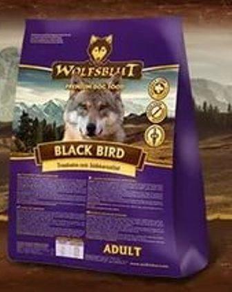 Wolfsblut Black Bird Small Breed - Корм для собак мелких пород Волчья кровь Черная птица (индейка и сладкий картофель) 2 кг